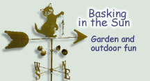 Add some Cat-titude to your yard with garden decor, cat planters, frolicking kittens & wind chimes